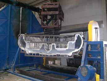 Процесс разработки и этапы производства формы лодки для отдыха