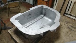 алюминиевая заготовка ротоформы