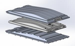 Проектирование ротоформы